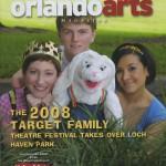 Orlando Arts Cover